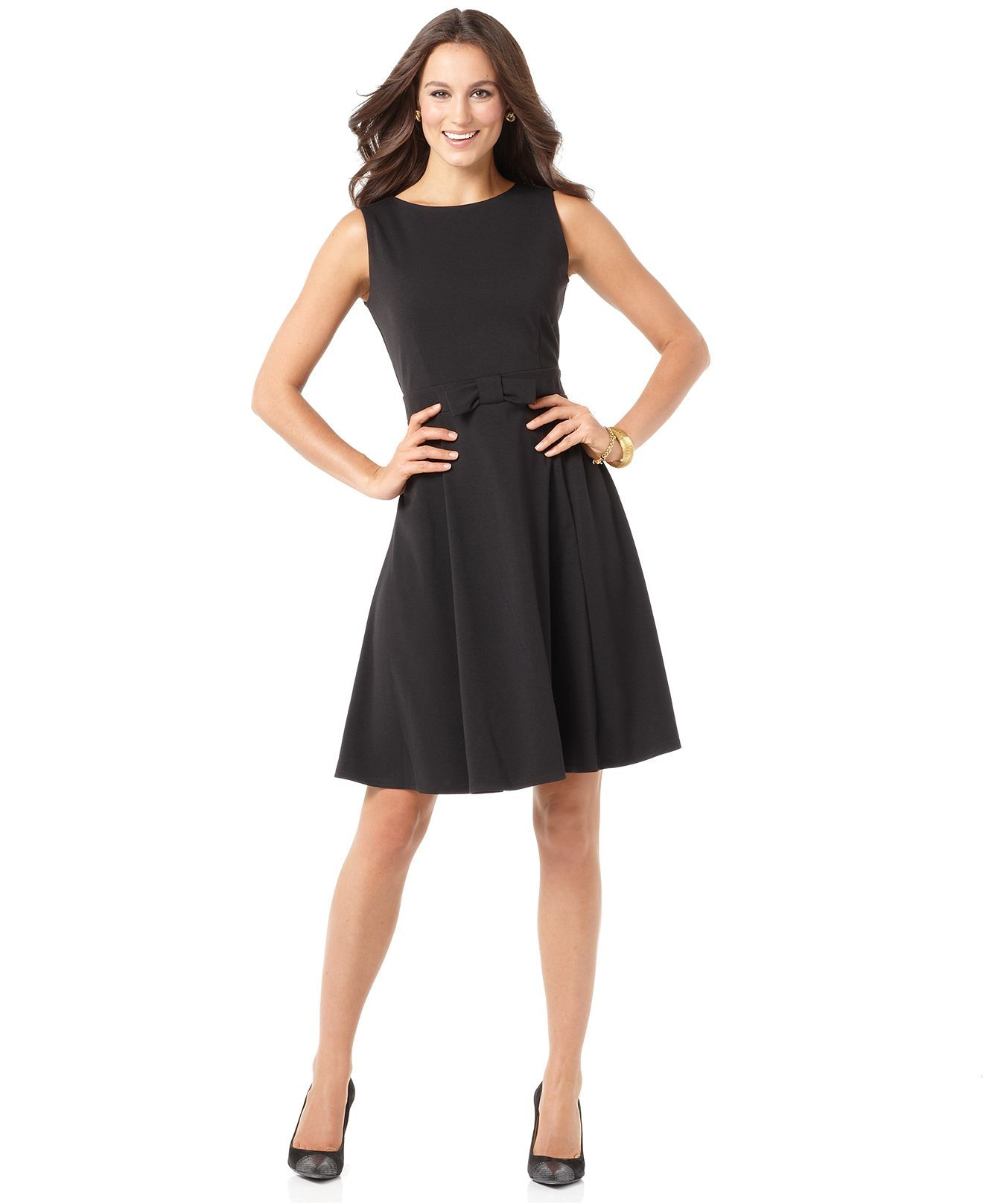 c984046597 Who doesn t love a little black dress  This is appropriate to wear for the  Awards Banquet or Rose Banquet.