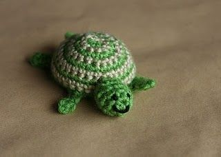 Crochet turtle !pattern!