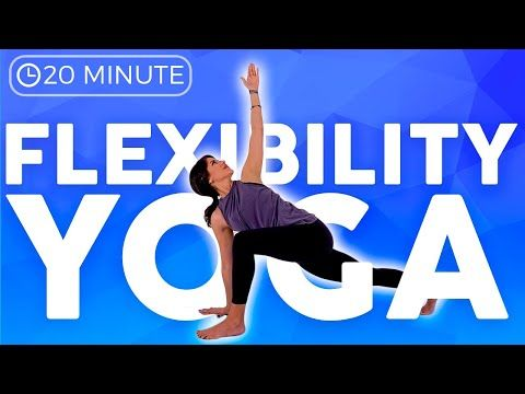 20 minute Flexibility Full Body Yoga Stretch 🙌🏼 FEEL AMAZING  #Relaxation #Workout #Fitness #Yoga #E...