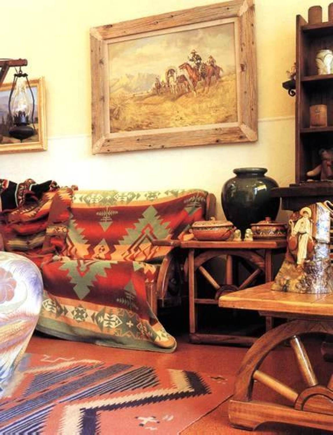 Pin By Hdi 19 On Southwest House With Images: Interior Decorations Of Southwestern Style Homes