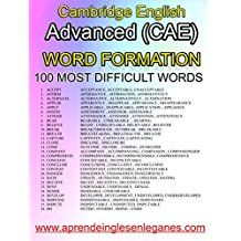 most difficult words in english pdf