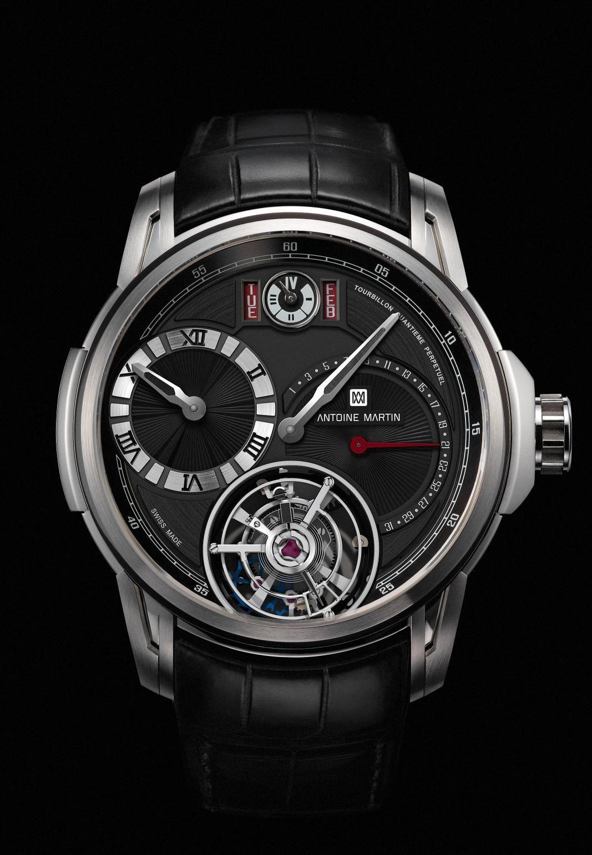 Antoine Martin Nominated for Grand Prix d'Horlogerie of Geneve 2012