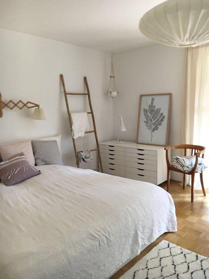 31 Cool Bedroom Ideas to Light Up Your World Bedrooms - schlafzimmer mit schrge einrichten