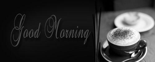 Morning <3