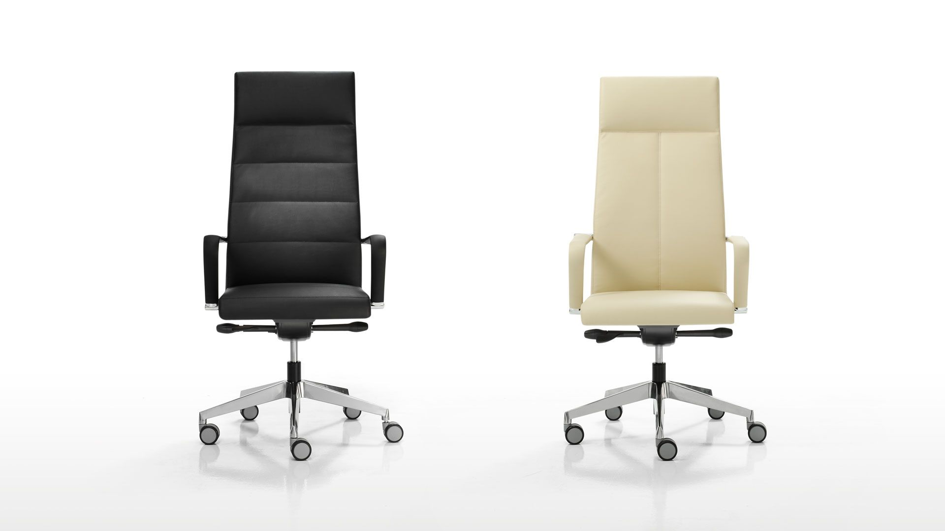 Millinium Commercial Furniture Ergonomic Chair Design