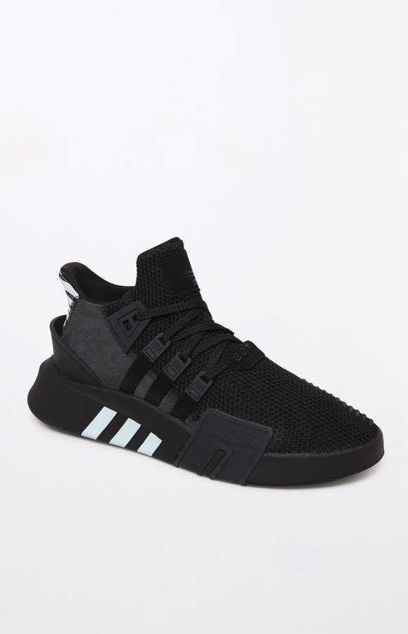 41e383af5669 adidas EQT Basketball ADV Black Shoes