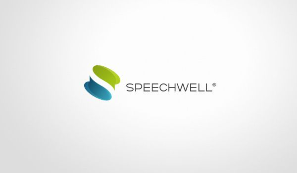 Speechwell Brand Identity and Website Design by Higher , via Behance