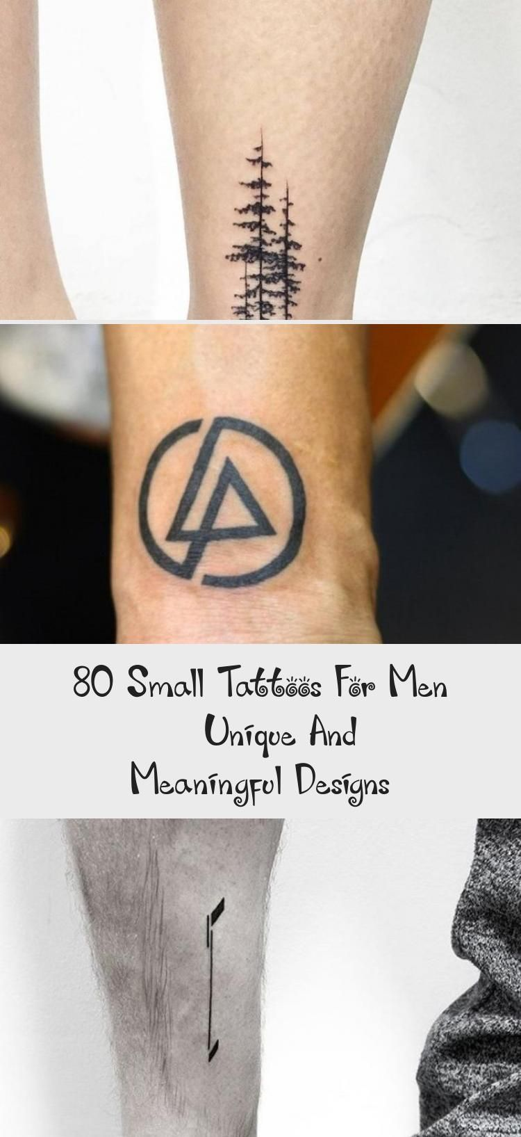 80 Small Tattoos For Men Unique And Meaningful Designs