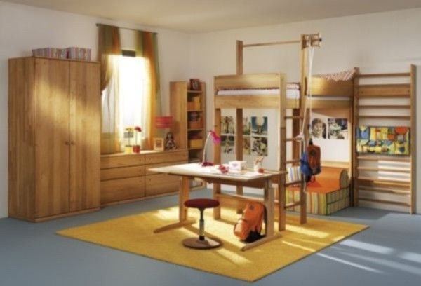 Wooden Furniture Design for Kids and Teens Bedroom by Team 7 Smart