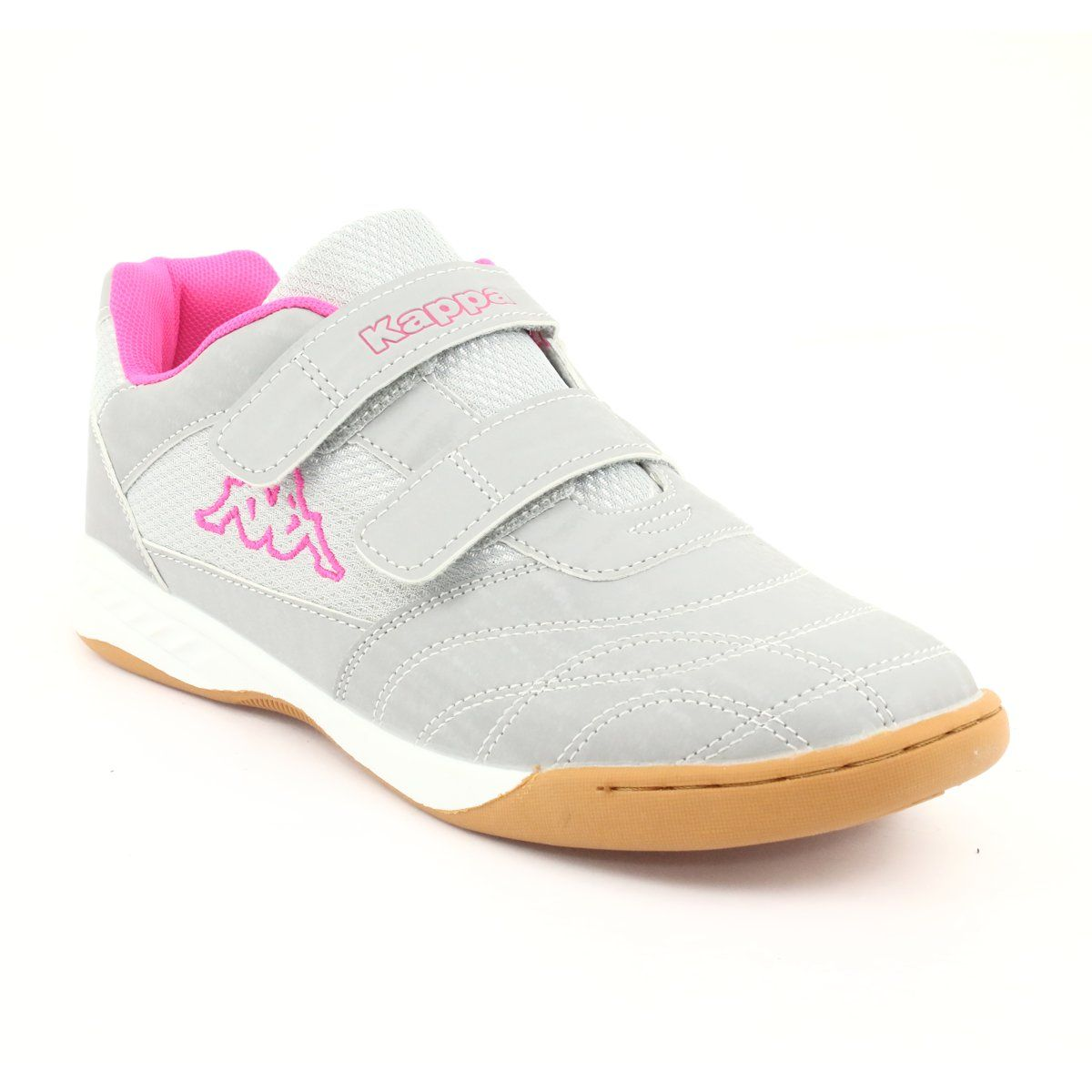 Buty Kappa Kickoff T Jr 260509t 1522 Rozowe Szare Baby Shoes Shoes Kappa