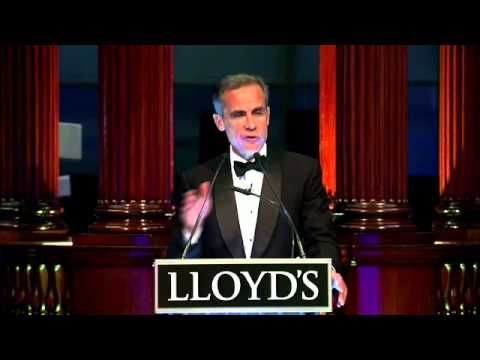 Carneys speech today prediction forex