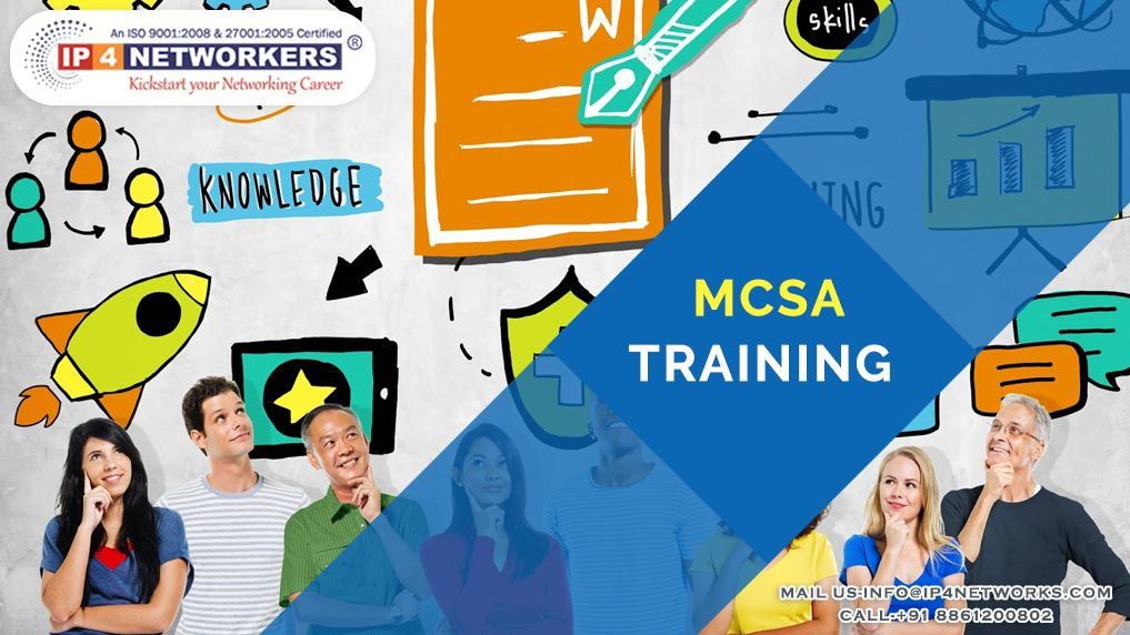 Mcsa Certification Adds Very Precious Values To Your Professional
