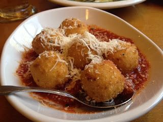 Image Result For Risotto Cheese Balls Olive Garden