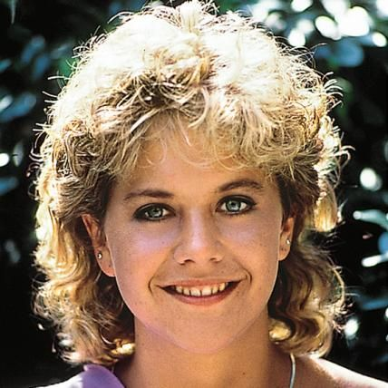 Meg Ryan's Changing Looks - 1983 from #InStyle