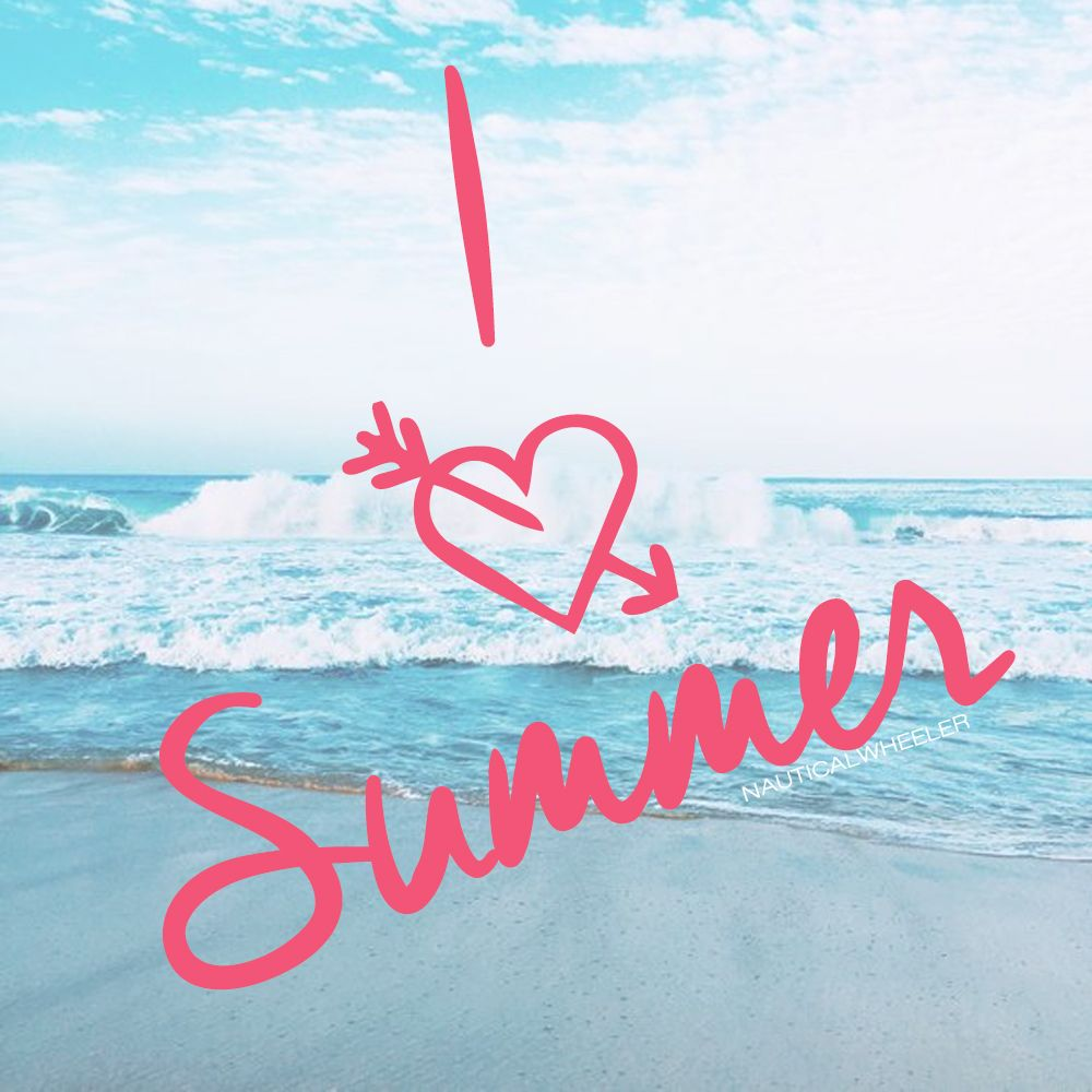 I Love Summer Quote Holiday Quotes Summer Summer Quotes Holiday Quotes
