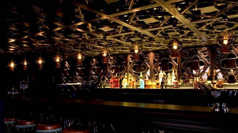 commercial lighting interior design ideas rothschild bickers bar - Commercial Bar Design Ideas