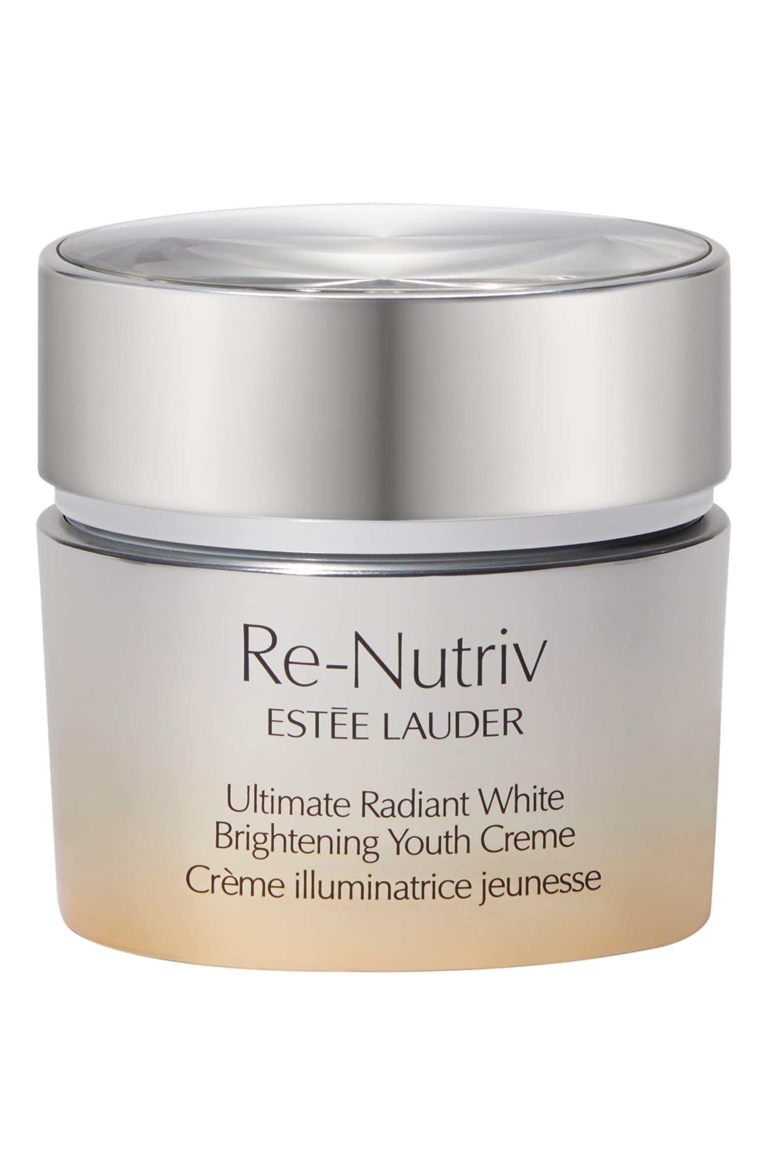 Estee Lauder Re Nutriv Ultimate Radiance White Brightening Youth Cream In 2020 Estee Lauder Cream How To Apply
