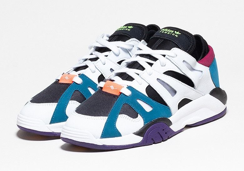 adidas Torsion Dimension Lo F34418 Release Info | Sneakers