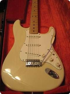Fender Stratocaster 1975 See Through Blonde Fender