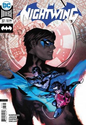 Nightwing (20162020) in 2020