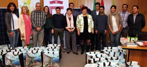 Diputación asesora a 103 hogares de la provincia en el ahorro energético