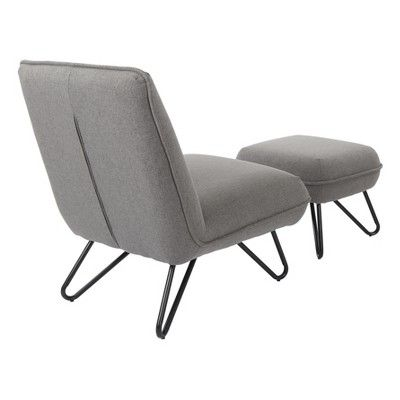 ave six chair yoga certification nj cortina and ottoman gray in 2018 products