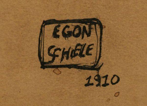 Egon Schiele Signature Google Search Artist Signatures