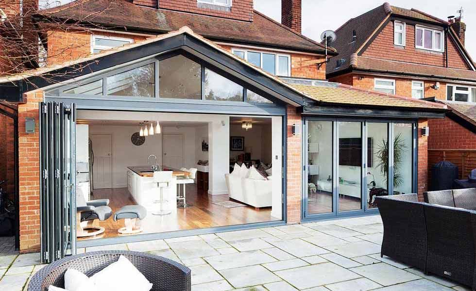Often Built Within Permitted Development A Single Storey Extension Can Provide Much Needed E House Extension Plans House Extension Design House Extension Cost