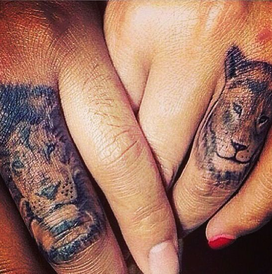 wedding ring finger tattoo ideas - Wedding Ring Finger Tattoos