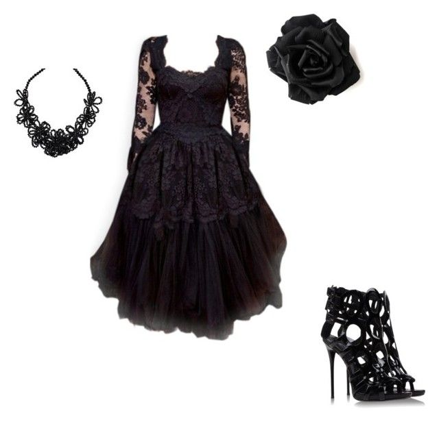 """""""Yuki's ballgown"""" by lost-dreamer-1 ❤ liked on Polyvore"""