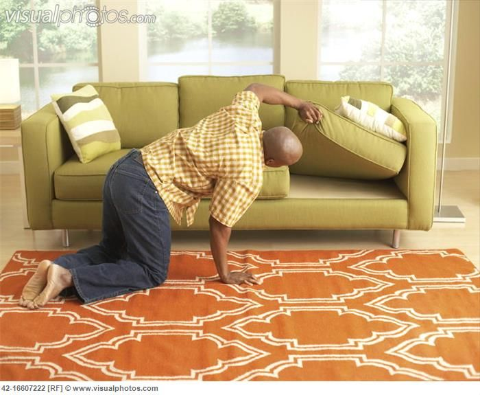 Place A Fabric Softener Sheet Under Couch Cushions Or Inside Throw Pillows For A Fresh Clean Smell Quick Tips To Prepare For Home Hacks Contemporary Rug Couch