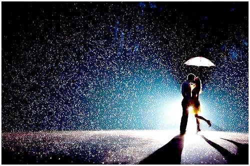 ... we dance in the rain