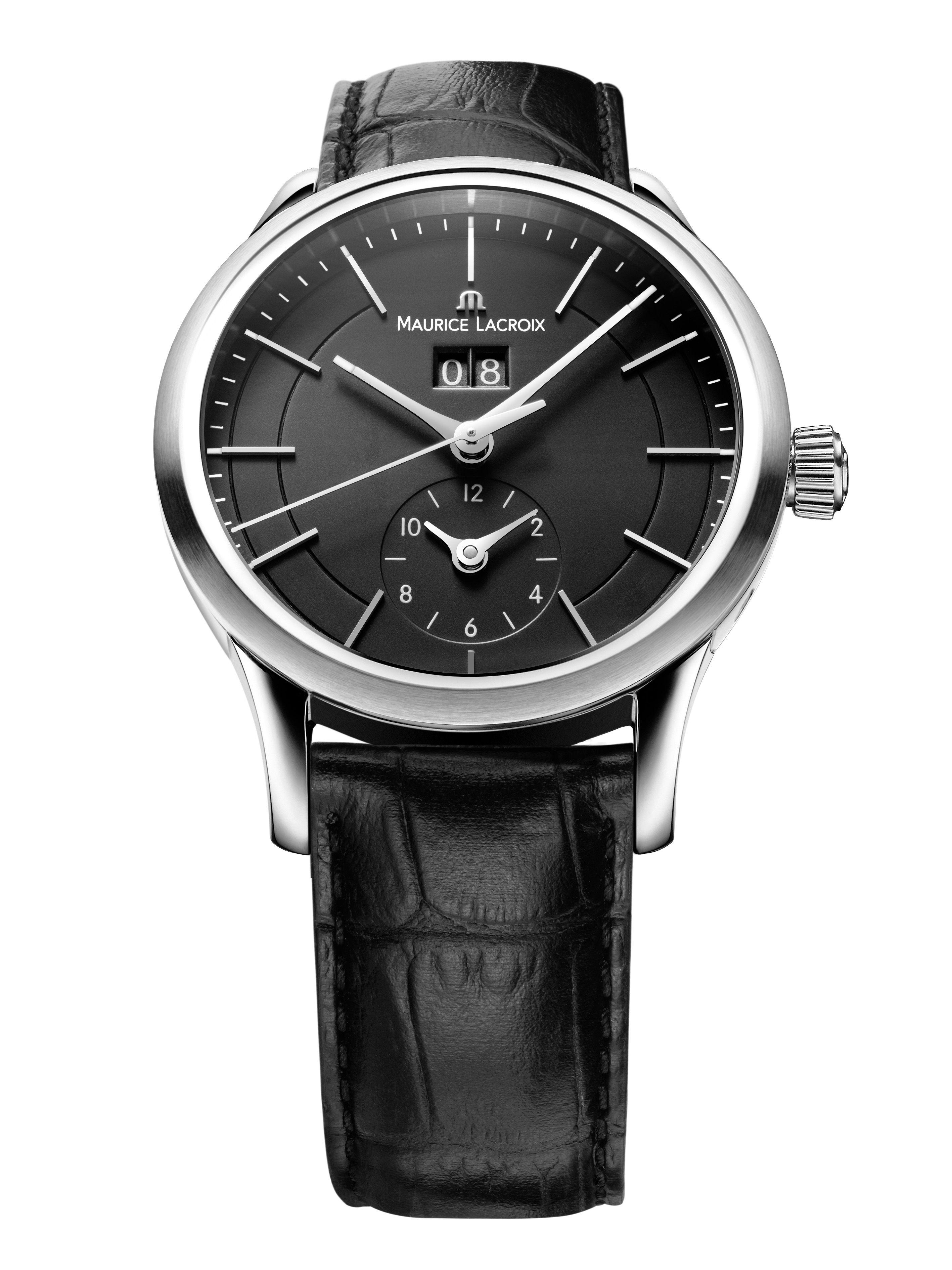 Les Classiques Grande Date GMT. Featuring automatic ...