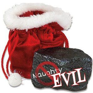 My first christmas without my NARC - Word cannot describe how insidiously EVIL, like that of a monster, a person who has NPD can be. They deserve nothing, and yet expect everything!