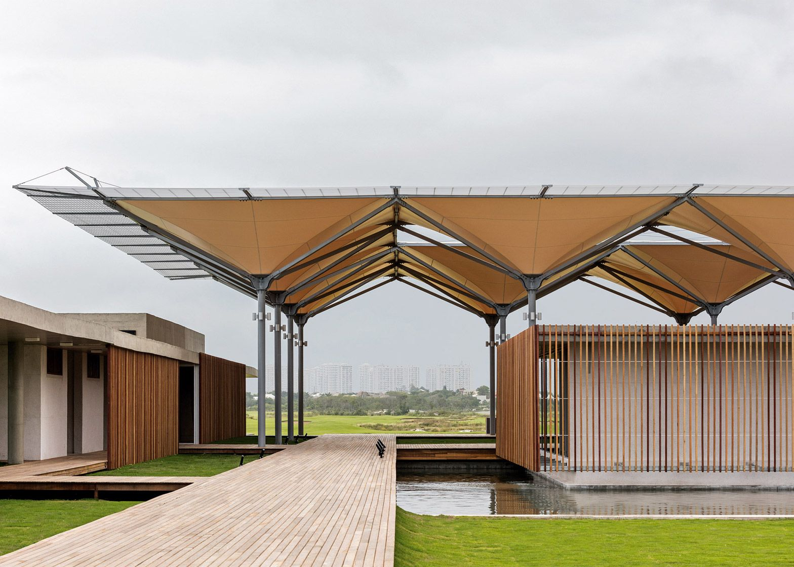 olympic golf course by rua arquitectos rio 2016 olympics and paralympics venues photographed. Black Bedroom Furniture Sets. Home Design Ideas