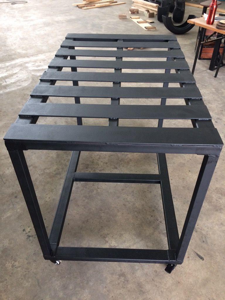 diy welding table kit