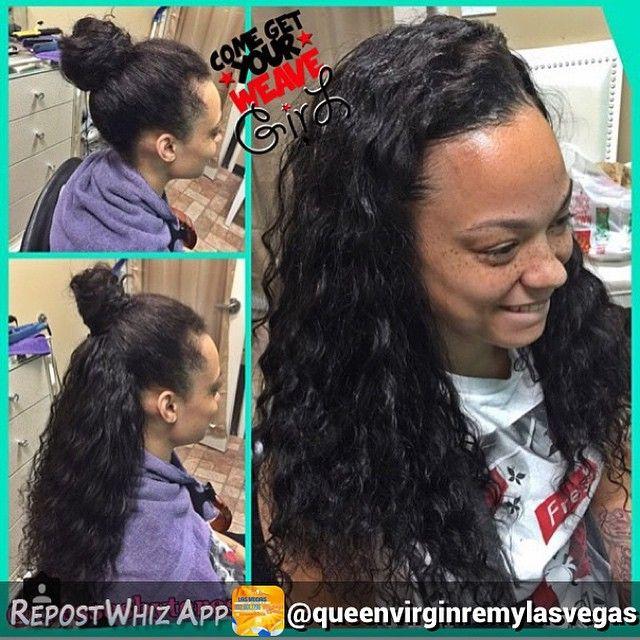 Flip over method sew in using 222424 Peruvian deep wave installed by @tressesbyteresa  Hair from #queenvirginremylasvegas  #comegetyourweavegirl #miamihairstylist #miamihair #miamibundles #miamibundles by queenvirginremymiami