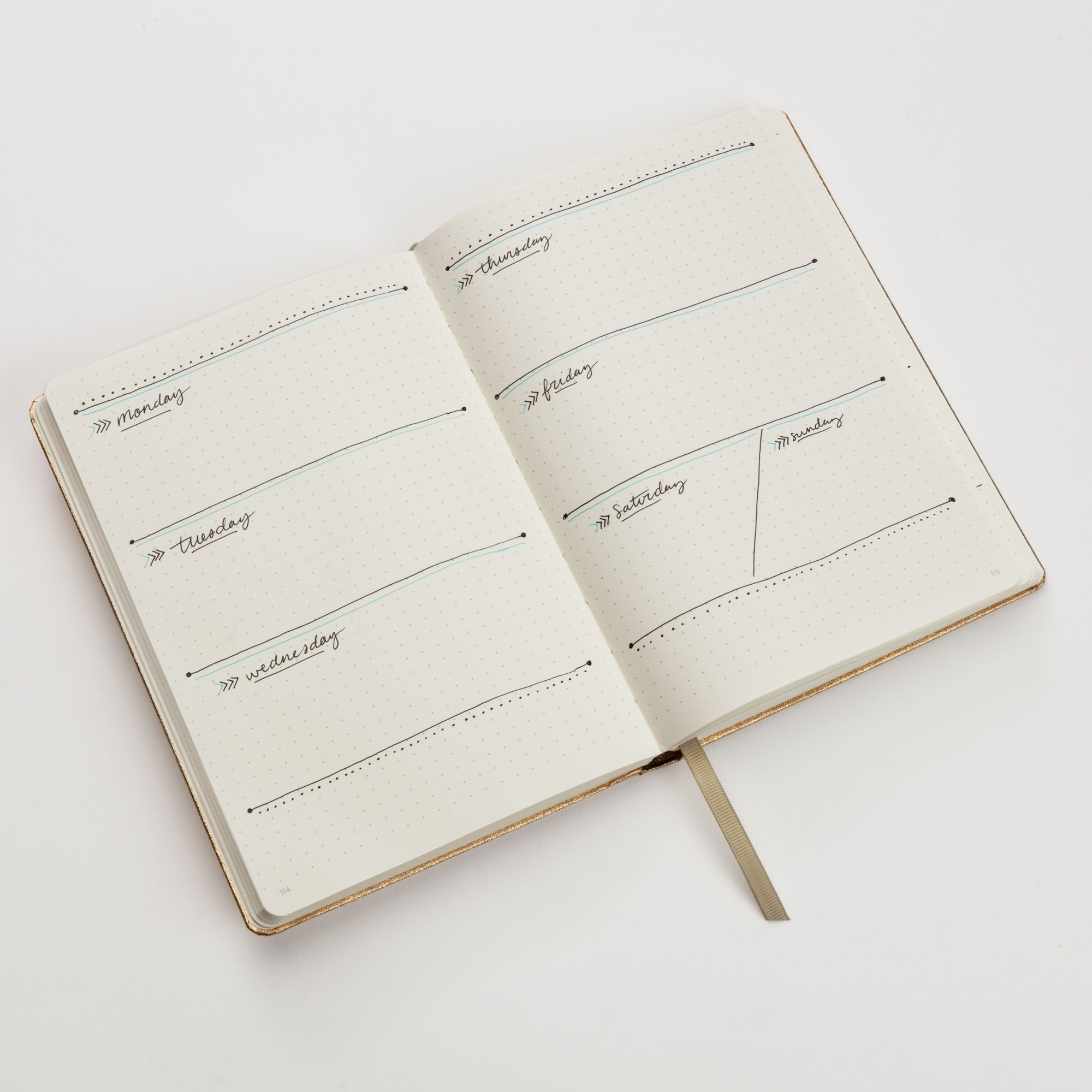 Dot Journal (Gold) by Potter Gift: 9781984825582 | PenguinRandomHouse.com: Books