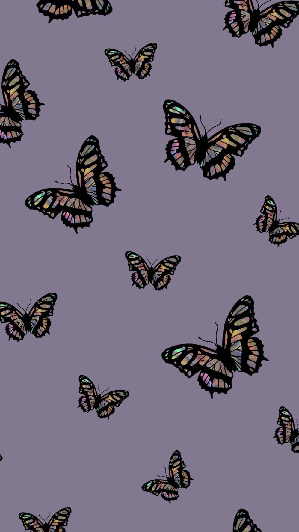 Pastel Butterfly Iphone Wallpaper Tumblr