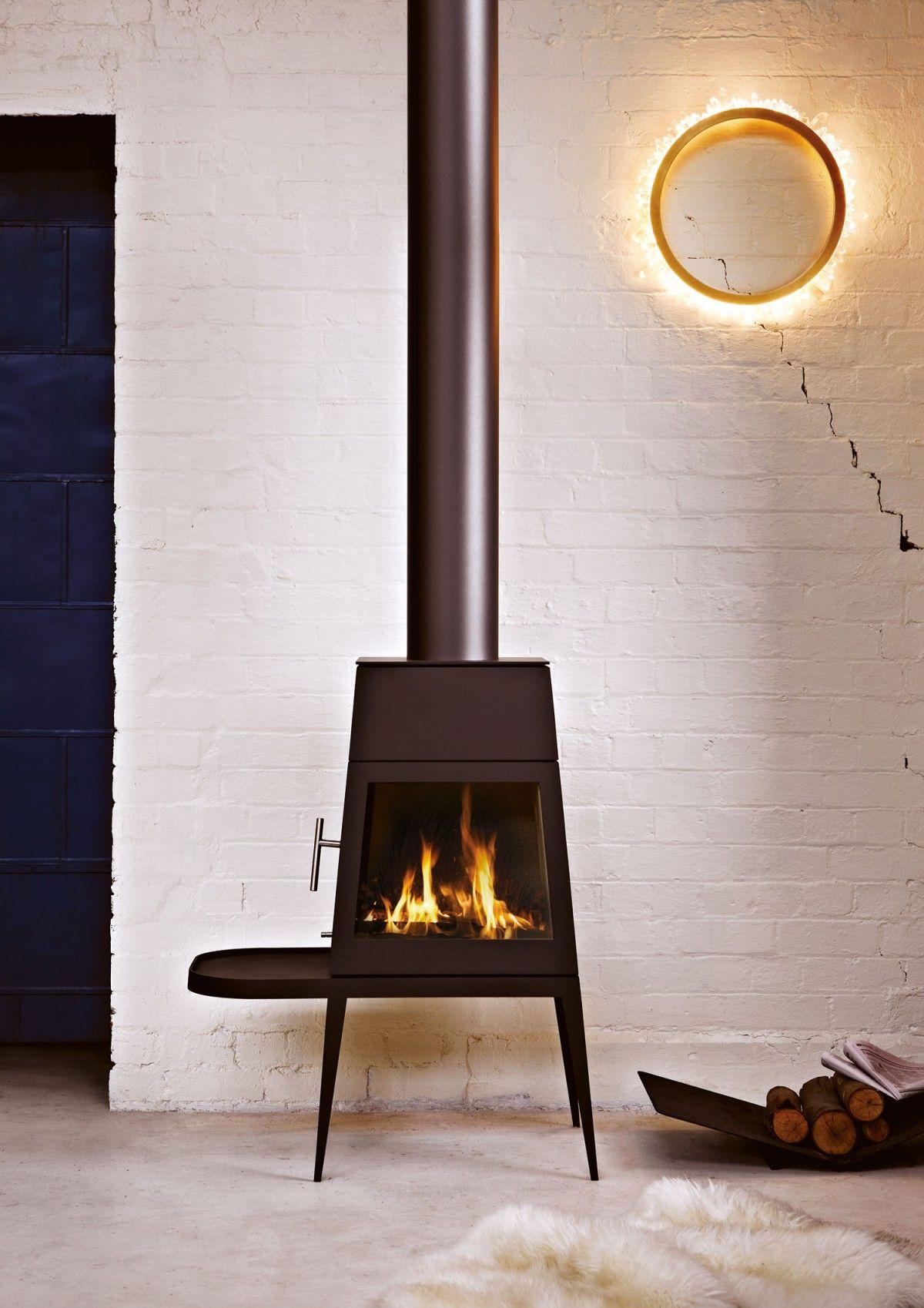 Shaker Oblica Melbourne Modern Designer Fireplaces Wood Heater Wood Stove Modern Stoves