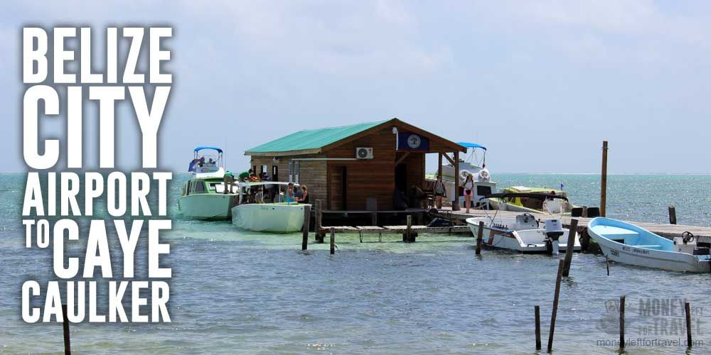 ... Ocean Ferry Belize Caye Caulker to Belize City - Round Trip ...