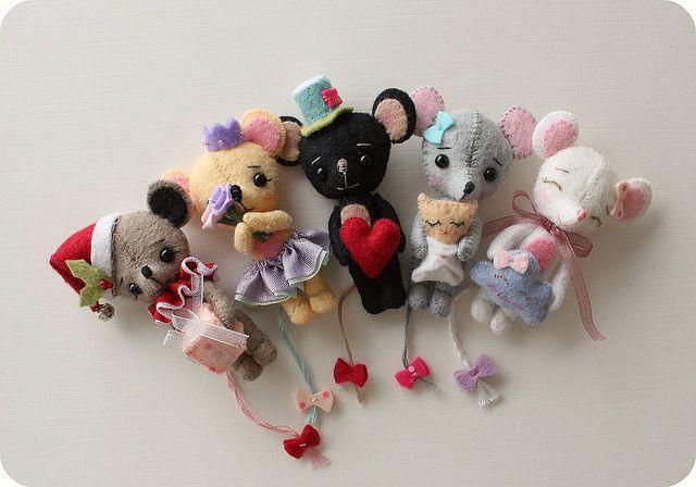 tiny mice   Flickr - Photo Sharing!