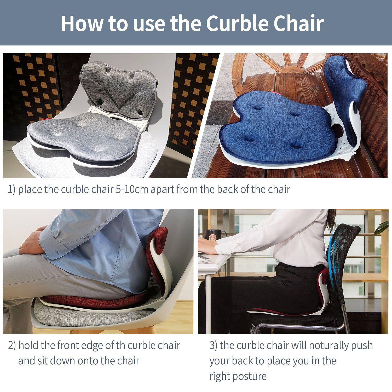 Posture Correction chair cushion Sitting posture