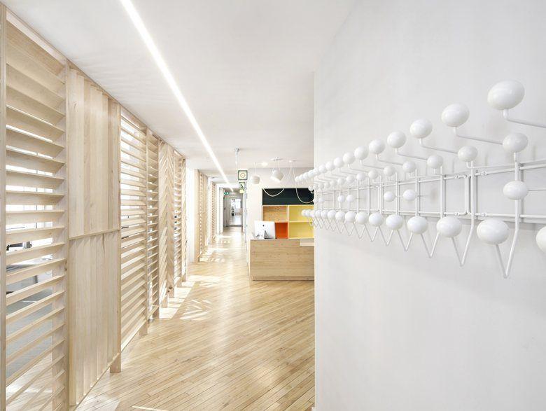 Shopify Toronto, Toronto, 2014 - M-S-D-S Studio