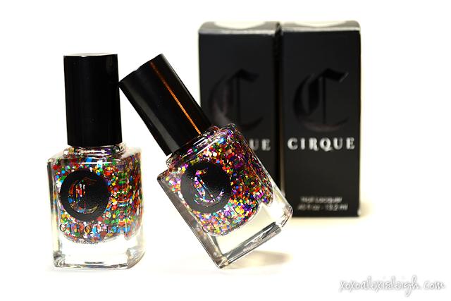 Cirque Nail Lacquer Review // Nails - - XOXO Alexis Leigh