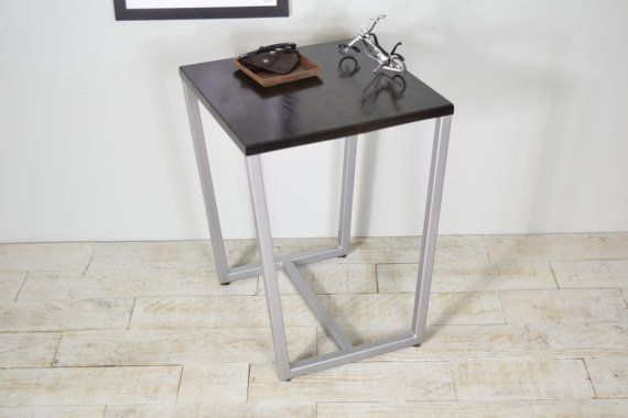 The Belmont Nightstand, Accent Table, Side Table , Modern Table with Custom Sizes