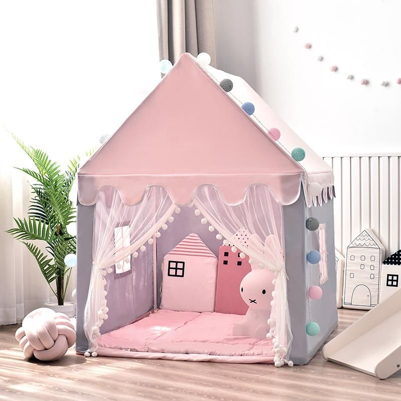 Little Castle Tent Girls Tent Tent Playroom