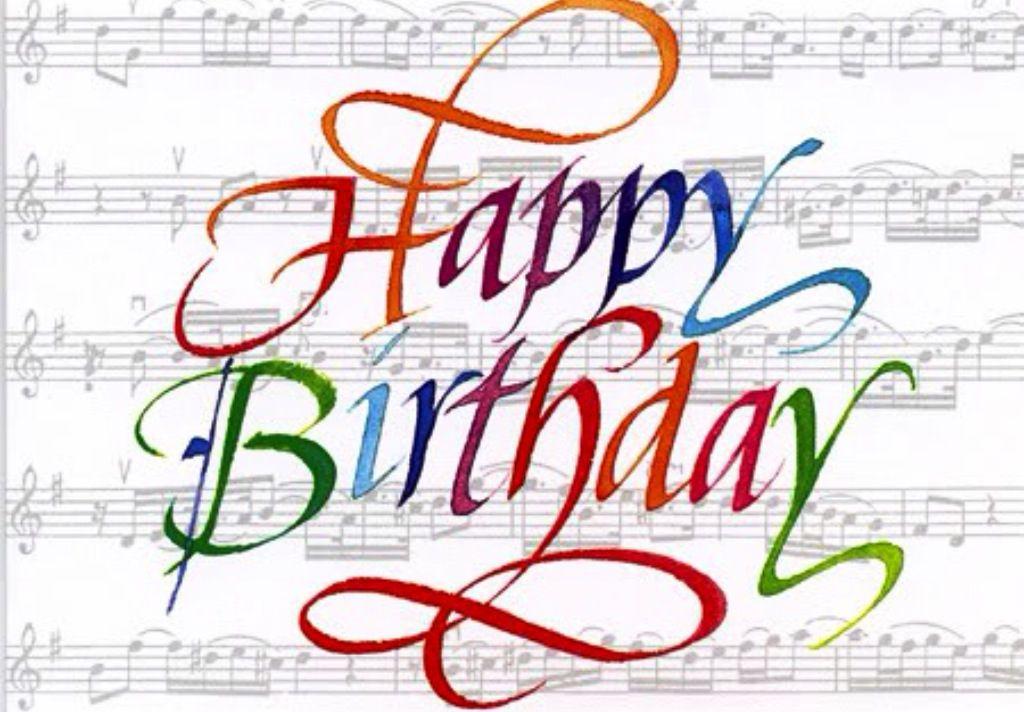 Happy Birthday Music, Happy Birthday