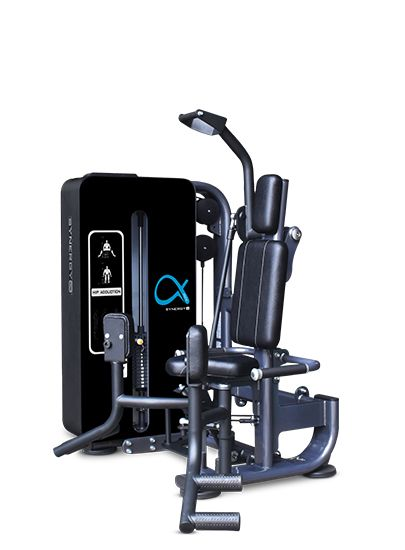 Alpha | Synergy Fitness | Alpha, Stationary bike, Fitness