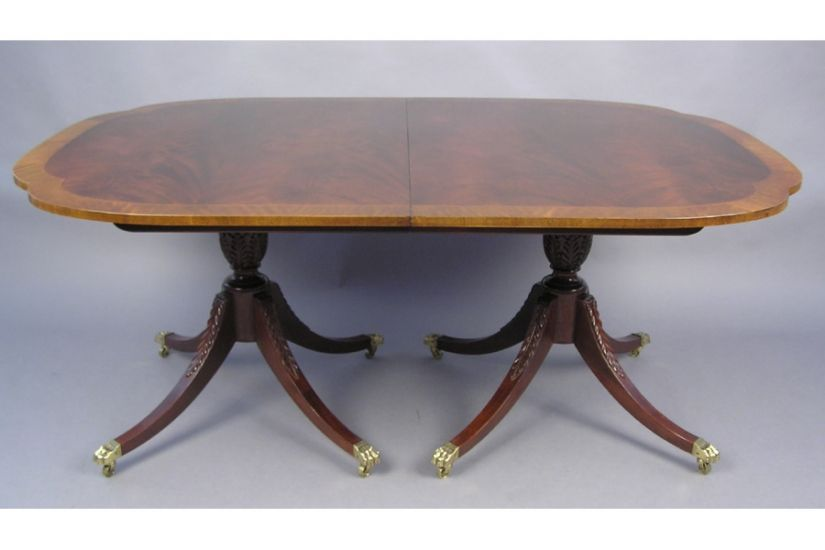 baker dining table federal style | Antiques | Pinterest | Federal ...